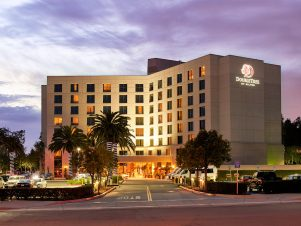 The Full Guestroom Renovation of The DoubleTree by Hilton Irvine-Spectrum Hotel Is Completed Successfully by Level 3 Construction