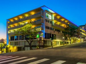 Level 3 Construction has been Awarded Another San Diego Hotel Renovation Project: The Holiday Inn Express Downtown San Diego